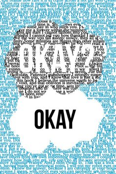 I never got around to reading tfios, but I just watched it and I'm still crying...