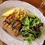 Greek Tuna Steaks Recipe | MyRecipes.com