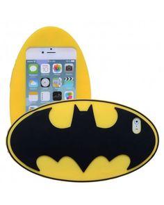 FUNDA IPHONE LOGO BATMAN