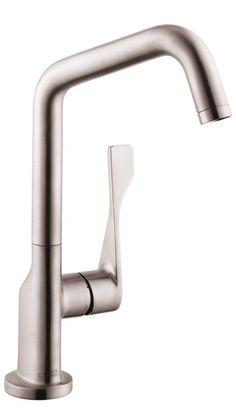 Axor Citterio Single Handle Kitchen Faucet