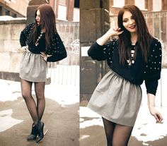 DO MORE OF WHAT MAKES YOU HAPPY  (by Masha Sedgwick) http://lookbook.nu/look/4565955-DO-MORE-OF-WHAT-MAKES-YOU-HAPPY