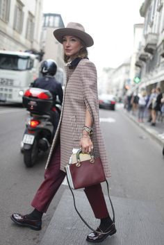 Milan Fashion Week MFW Street Style Kuba Dabrowski