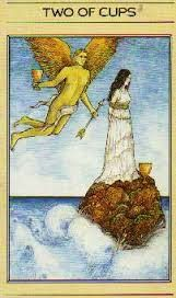Apple River Tarot Readings - It's Not The Destination, It's The Journey: Two of Cups - Better Take Off Those Rose Coloured ...