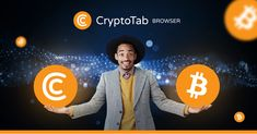 CryptoTab is an easy to use, fast and secure web browser. Designed for both desktop and mobile platforms, the browser brings you the familiar user experience. Bitcoin Mining Software, Free Bitcoin Mining, Bitcoin Miner, Earn Free Money, Make More Money, Cash Money, Fast Browser, Web Browser, Blockchain