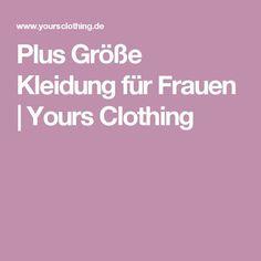 Plus Größe Kleidung für Frauen | Yours Clothing