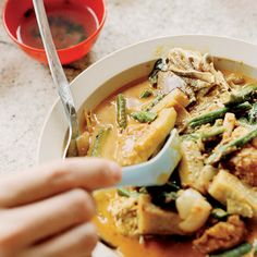 Fish Curry with Tamarind | Food & Wine