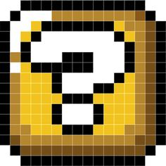 pixel arts de minecraft super mario world plantillas - Buscar con Google
