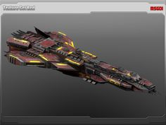 Elevate your workflow with the Spaceship Vengeance Dreadnought asset from MSGDI. Find this & other Space options on the Unity Asset Store.