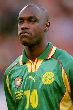Patrick M'Boma of Cameroon