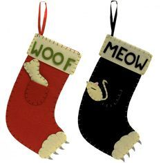 christmas stocking pets - Google Search
