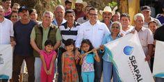 Más de 11 mil nuevos beneficiados con agua potable y drenaje