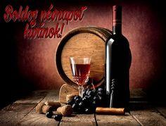 Wine Drinks, Alcoholic Drinks, Birthday Cards, Happy Birthday, Wine Painting, Name Day, Wine Art, Wine Cheese, Red Wine
