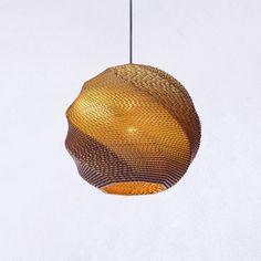 Garnet30 lamp by Wishnya Design Studio