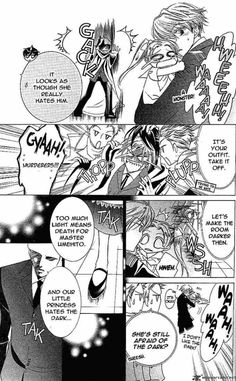 Ouran High School Host Club 21 - Read Ouran High School Host Club 21 Online - Page 8 Ouran Host Club Manga, Lit Meaning, Cartoon Painting, High School Host Club, Manga Covers, Manga Pages, The Darkest, Wall Art, Anime