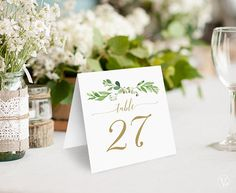 Beautiful eucalyptus greenery table numbers. INSTANT DOWNLOAD printable wedding table numbers 1 to 40. Plus head table and reserved signs. Double-sided, numbers on both sides. IMPORTANT INFO This template is not editable. Simply open and print. –––––––––––––––––––––––––––––– SIMPLE & EASY TO USE 1. Download the PDF file(s) and open on computer. 2. Print at home or your local copy shop (Office Depot, Staples, FedEx Office) 3. Cut along indicated trim marks –––––––––––––––––––––––––––––...