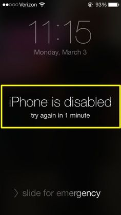 Forgot iPhone/iPad Password: Unlock Disabled iPhone and Restore Data on it