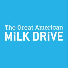 While milk is one of the top nutritious items requested by food bank clients, it's rarely donated. That's why we launched The Great American Milk Drive, a national campaign to give much needed nutrient-rich milk to millions of hungry families.