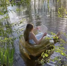 Nature Aesthetic, Summer Aesthetic, Goblin, Water Nymphs, Forest Fairy, Faeries, Pretty Pictures, Dream Life, Aesthetic Pictures