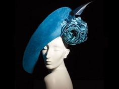 Stileggendo....spunti di vista: Philip Treacy....Il cappellaio matto