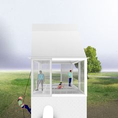 Gallery of MIT Students Team With Nonprofit to Flip a Prison Into an Agricultural Community Center - 3