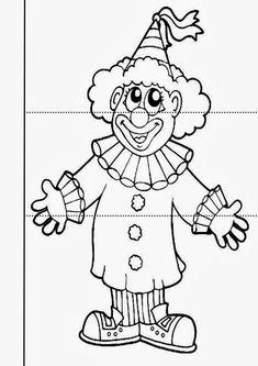 Ελένη Μαμανού: Το Παιχνιδοβιβλίο της Αποκριάς Carnival Crafts, Carnival Costumes, Drawing For Kids, Painting For Kids, Rocket Ship Craft, Preschool Circus, Activity Sheets For Kids, Maze Puzzles, Le Clown