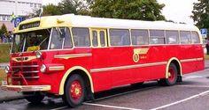 1950 Scania B42 otobüs