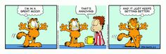 Garfield & Friends | The Garfield Daily Comic Strip for February 02nd, 2016