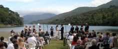 Mistletoe Bay Wedding with Quest Catering Co Mistletoe, Dolores Park, Mountains, Catering, Nature, Travel, Weddings, Ideas, Naturaleza