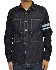Momotaro jeans Work Shirt