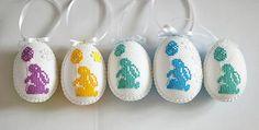 kraslice- so zajkami