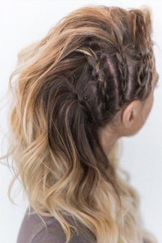 21 ideas for stylish hair waves for every day - Frisuren Ideen . - - 21 ideas for stylish hair waves for every day - Frisuren Ideen Wavy Haircuts, Haircuts For Men, Weave Hairstyles, Wedding Hairstyles, Haircut Men, Men Hairstyles, Short Haircut, Photomontage, Curly Hair Styles