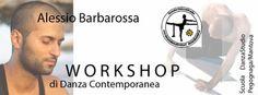 Workshop con Alessio Barbarossa « weekendinpalcoscenico la danza palco e web   IL PORTALE DELLA DANZA ITALIANA   weekendinpalcoscenico.it