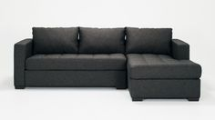 Porter 2-Piece Sectional Sofa with Chaise - Fabric | EQ3 Modern Furniture
