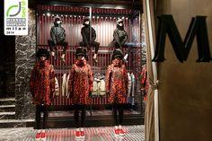 Moncler Fashion Week windows 2014, Milan – Italy » Retail Design Blog