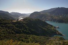 Lac de Serre Poncon - Lac de Serre-Poncon - Alpes - France