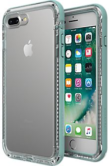 The LifeProof NEXT Case for the iPhone 8 Plus: protect your phone against dirt, dust and snow with this slim and transparent case. Get it today at Verizon. Cute Cases, Cute Phone Cases, Iphone 7 Plus Cases, Iphone Phone Cases, Iphone Case Covers, Ipod Cases, Iphone Price, Iphone Accessories, Mobile Accessories