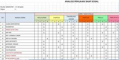 Dokumen Contoh Format Tabel Untuk Daftar Inventaris Buku