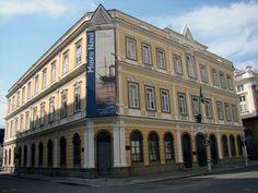 Prédio do Museu Naval, Centro, Rio de Janeiro, Brasil