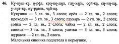 ГДЗ 46 - Русский язык 1 класс Рамзаева