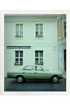 Mercedes Benz W 123 Copyright: Katja Sonnewend