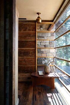 Studio Sofield - wood and stone