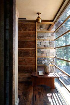 Studio Sofield - wood and stone
