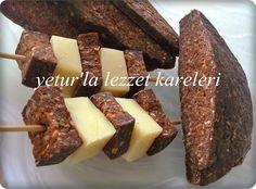 yetur'la lezzet kareleri: bez torbada ev yapımı sucuk-2 (dana kıyma ile)