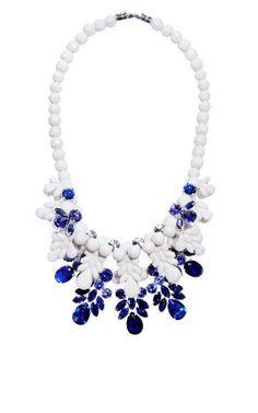 The Foxtrot Necklace by Ek Thongprasert Now Available on Moda Operandi