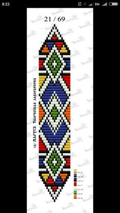 Loom Bracelet Patterns, Bead Loom Patterns, Loom Bracelets, Beading Patterns, Bead Crochet Rope, Peyote Beading, Needlepoint, Beaded Jewelry, Cross Stitch Embroidery