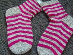 Lankaterapiaa: Pinkki-harmaat