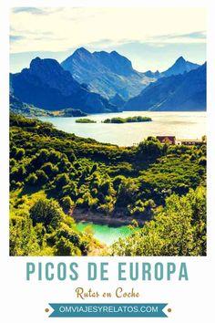 rutas-Picos-de-Europa Freedom Travel, Asturias Spain, Spain Travel, Wanderlust Travel, West Coast, Adventure Travel, Traveling By Yourself, Travel Destinations, Around The Worlds