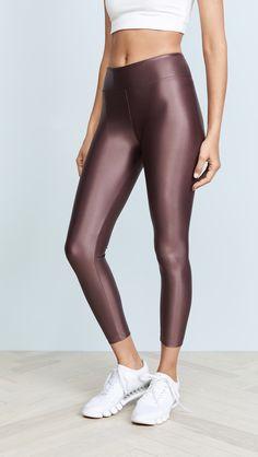 745042a0 KORAL ACTIVEWEAR Lustrous High Rise Leggings | SHOPBOP Tight Leggings,  Leggings Are Not Pants,
