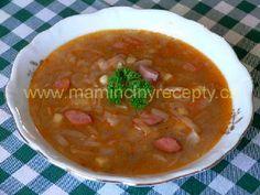Zelná polévka Cheeseburger Chowder, Soup, Ethnic Recipes, Soups