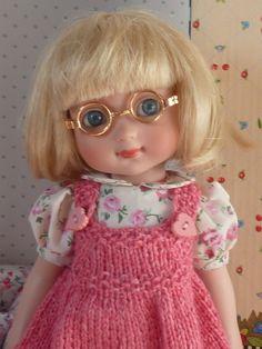 Ann Estelle pink